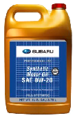 SUBARU Oil SYNTHETIC 0W20 0946 ml