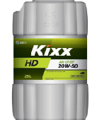 Масло моторное Kixx HD CG-4 20W-50 (Dynamic) 20л