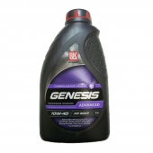 Лукойл GENESIS ADVANCED 10w40 SN/CF (A3/B4) п/син. 1л