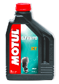 Моторное масло MOTUL Outboard 2T  2L
