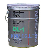 NISSAN MOTOR OIL S21 SPECIAL SAE 5W30 DL-1 20L, шт