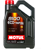Моторное масло MOTUL 8100 ECO-NERGY 5W-30 100% Synth. 4 L
