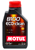 Motul 8100 eco clean 5w30 (1 L)