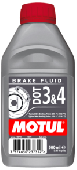 MOTUL DOT 3 & 4 Brake Fluid (5 L)